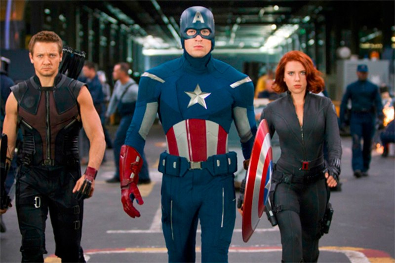 Captain America True Leader Leadership