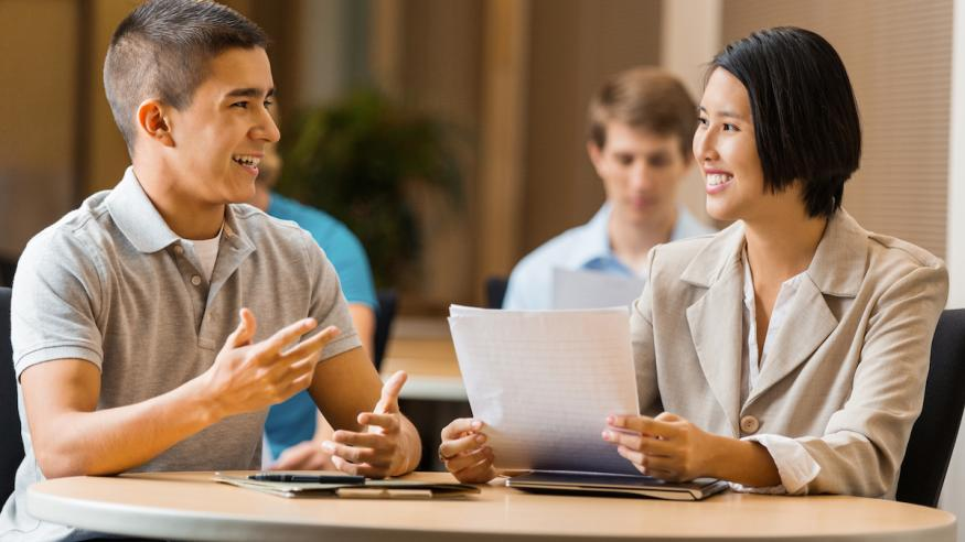 Understand Meaning Of Us College Interview